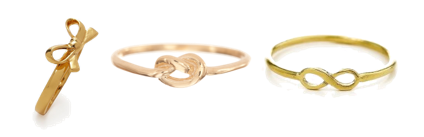 save dainty rings