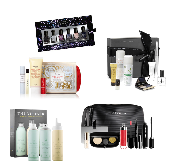 beauty gift sets for the holidays