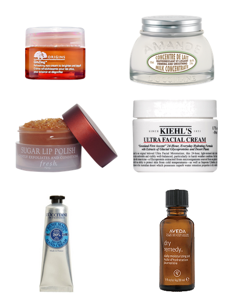 winter beauty must-haves
