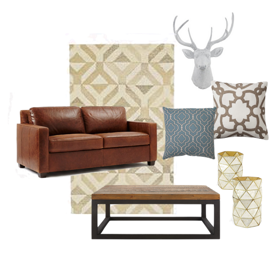 neutral home decor // comfortablychic